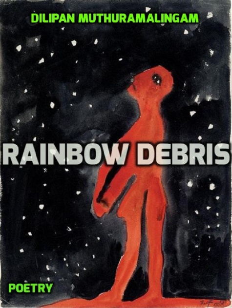 Rainbow Debris cover
